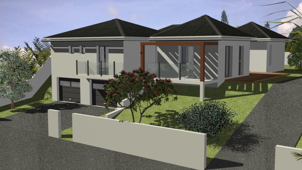 Villa Lamentin 150 m²